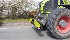 Claas Axion 920 - AGRIbumper