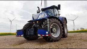 New Holland T7 315 - 1600kg AGRIbumper